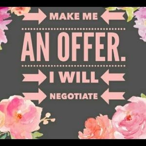 Other - Send me an offer! 😃🛍💕🎉